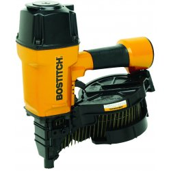 Stanley Bostitch - N80CB-1 - Wire Air Framing Nailer, Yellow
