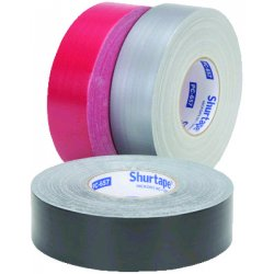 "Shurtape - PC657-RED - 203273 2""x60yds Red Ducttape"