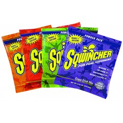 Sqwincher - 016004-OR - Orange Powder Sports Drink Mix, Package Size: 9.5 oz., Yield: 1 gal., 20 PK