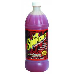 Sqwincher - 020226-OR - Sports Drink Mix, Liquid Concentrate, Regular, 12 Package Quantity