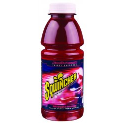 Sqwincher - 030532-GR - Grape Ready to Drink Sports Drink, Package Size: 20 oz., Yield: 20 oz., 24 PK