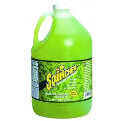 Sqwincher - 040202-GR - Sqwincher 128 Ounce Liquid Concentrate Bottle Grape Electrolyte Drink - Yields 6 Gallons (4 Each Per Case)