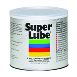 Super Lube - 41160 - White PTFE Multipurpose Grease, 400g, NLGI Grade: 2