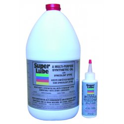 Super Lube - 51040 - Oil with Syncolon® (PTFE), Super Lube(R) Synthetic PTFE Oil, 1 gal. Container Size