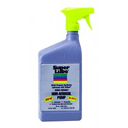 Super Lube - 51600 - Multipurpose Lubricant, 1 qt. Container Size, 1 qt. Net Weight