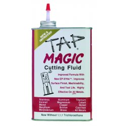 Tap Magic - 10016E - Cutting Oil, 16 oz. Squeeze Bottle, 1 EA