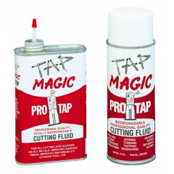 Tap Magic - 30012PL - Cutting Oil, 12 oz. Aerosol, 1 EA