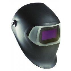 3M - 07-0012-11BL - Black Helmet 100 W/ 100s-11 Sh 11