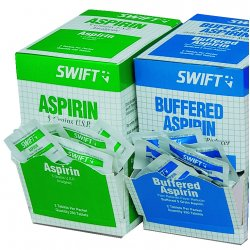 Swift First-Aid - 161512 - Aspirin 250/bx
