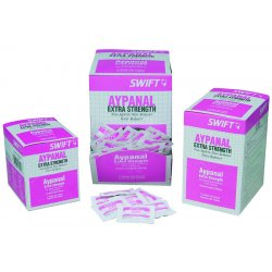 Swift First-Aid - 161987 - Aypanal Extra Strength 250/bx