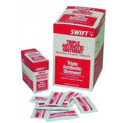 Swift First-Aid - 232124 - Triple Biotic 1 Grm Foilpack 20/bx