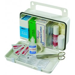 Swift First-Aid - 340001F - Auto Hard Plastic Truckkit