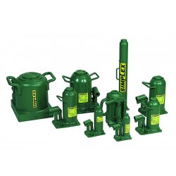 "Simplex - HJ8 - 11103 8ton Hydraulic Hand Jack 4-3/4"" Lift, Ea"