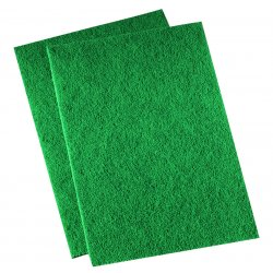 Premiere Pads - 196 - Med Duty Scrubber Thi -green