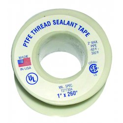 Plastomer - 3/4X260 - Thread Seal Tape