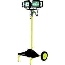 Test Products International (TPI) - C-QH-2 - 479882 Quartz Halogen Utility Light(2light&cart), Ea