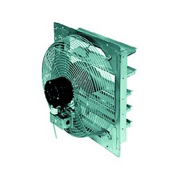 "Test Products International (TPI) - CE24DS - 24"" Direct Drive Shuttermounted Exhaust Fan, Ea"