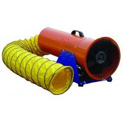 TPI - CSB-8AE-MC - 1/3 Hp Electric Poweredaxial Blower W/hose Cani, Ea