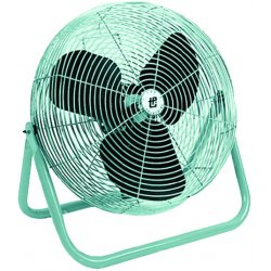 "Test Products International (TPI) - F-12-TE - 12"" 1/12hp Industrial Floor Fan Total Enclo, Ea"