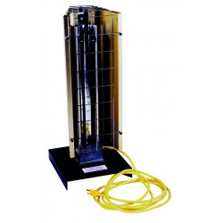 TPI - FHK-212-1CA - 881715 120v 1.8 Kw Portable Infra. Heater W/stan, Ea