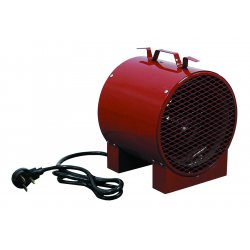 Test Products International (TPI) - ICH-240C - 450874 240v 4000w Constr.site/utility Heater, Ea