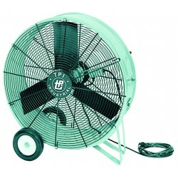 "Test Products International (TPI) - PB42-D - 42"" Direct Drive Blower1/2 Hp Motor, Ea"