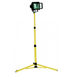 Test Products International (TPI) - T-QH-1 - 480048 Quartz Halogen Utility Light(on Tripod), Ea
