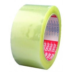 "Tesa Tape - 04264-00002-00 - 2""x110yd Biaxially Oriented Polypro Clear Carto"