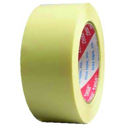"Tesa Tape - 04298-00097-00 - 1"" X 60yds Ivory Clean Removing Tpp Strapping Ta"