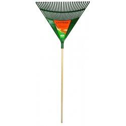 "UnionTools - 64169 - Plrt30 30"" Poly Leaf Rake W/48"" Handl"