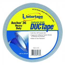 Intertape Polymer - 4137 - 1.87inx60yds Heavy Dutyduct Tape
