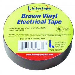 Intertape Polymer - 5681 - All Weather Colored Electrical Tapes (Case of 50)