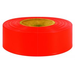 Intertape Polymer - 6886 - Flag Red 1 3/16 In 100yd