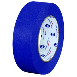 Intertape Polymer - PT14..37 - (ca/24) Pt14 Blu 36mmx54.8m Ip Paper Mask Tape