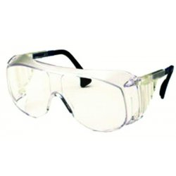 Uvex / Sperian - S0113 - Ultra-spec® OTG (Over-the-Glass) 2001 Scratch-Resistant Safety Glasses, Gray Lens Color