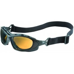Uvex / Sperian - S0601X - Anti-Fog Protective Goggles, Espresso Lens Color