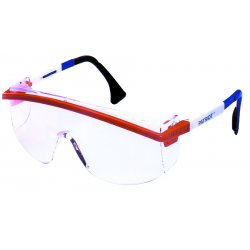 Uvex / Sperian - S1369 - Astrospec 3000® Scratch-Resistant Safety Glasses, Gray Lens Color
