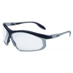 Honeywell - S2140 - Dwos Pivot Black/silver Framesafety Glasses Clea
