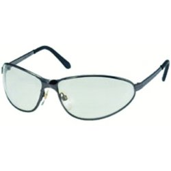 Uvex / Sperian - S2453 - Tomcat® Scratch-Resistant Safety Glasses, Silver Mirror Lens Color