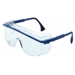 Uvex / Sperian - S2510 - Astrospec Safety Glasses Blue/clear Uvex (moq=10)