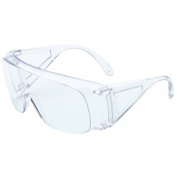 Uvex / Sperian - S300CS - Ultra-Spec© 1000 Safety Glasses with Clear Frame/Clear Coated Polycarbonate Lens (MOQ=200)