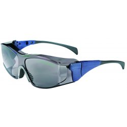 Uvex / Sperian - S3152 - Ambient OTG Scratch-Resistant Safety Glasses, Gray Lens Color