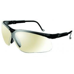 Uvex / Sperian - S3204 - Genesis© Safety Glasses with Black Frame & SCT Reflect 50 Lens (MOQ=10)