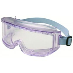 Uvex / Sperian - S345C - Anti-Fog Chemical Splash/Impact Resistant Goggles, Clear Lens Color