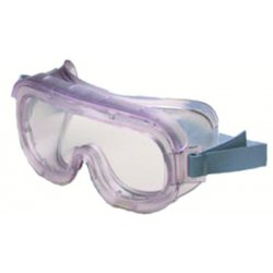 Uvex / Sperian - S350 - Anti-Fog Chemical Splash/Impact Resistant Goggles, Clear Lens Color