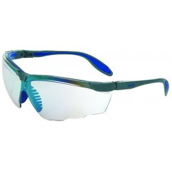 Uvex / Sperian - S3504 - Genesis X2 Scratch-Resistant Safety Glasses, SCT-Reflect 50 Lens Color