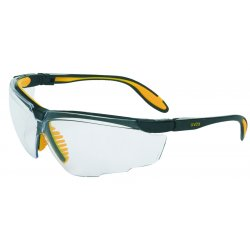 Honeywell - S3520 - Genesis X2 Scratch-Resistant Safety Glasses, Clear Lens Color