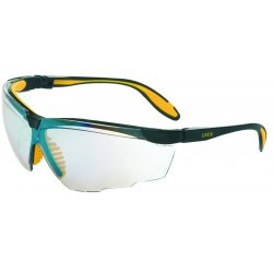 Uvex / Sperian - S3524 - Genesis X2 Scratch-Resistant Safety Glasses, SCT-Reflect 50 Lens Color