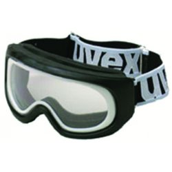 Uvex / Sperian - S390 - Anti-Fog, Scratch-Resistant Impact Resistant Goggles, Clear Lens Color