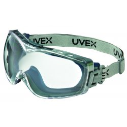 Uvex / Sperian - S3970DF - Anti-Fog, Scratch-Resistant Protective Goggles, Clear Lens Color
